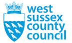 Approved by West Sussex County Council